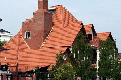 GCI Clay Roof Tile