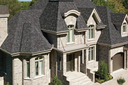 IKO Asphalt Shingles Roof